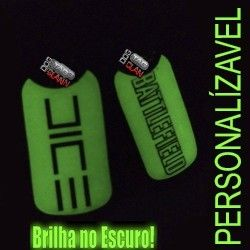Kit Dogtag ( LUMINOL ) Brilha No Escuro