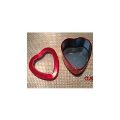 Caixas de Presente Feita Sob Medida ferro coração