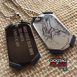 Dog tag executioner carrasco battlefield 3
