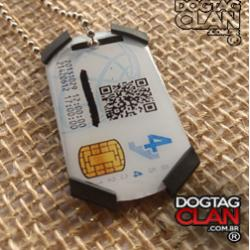 Dog Tag Battlefield 4 Do 4º Andar