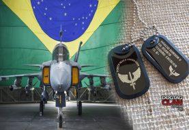 Dog Tag Força Aérea Brasileira