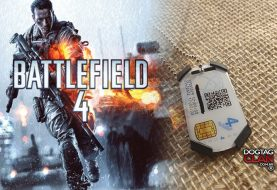 Dog Tag Battlefield 4 Do 4º Andar