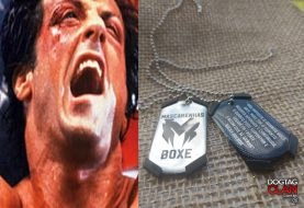 Dog tag box rocky balboa