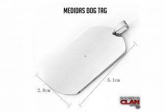 QUAIS MODELOS DE DOG TAG QUE EXISTE