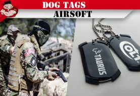 DOG TAGS DE AIRSOFT