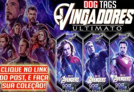 DOG TAG VINGADORES