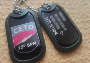DOG TAG CETO